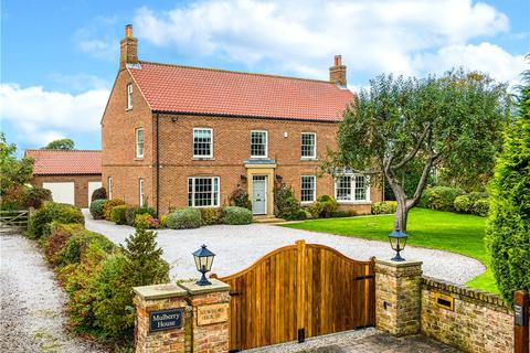 5 bedroom detached house for sale - Main Street, Little Ouseburn, York, North Yorkshire, YO26