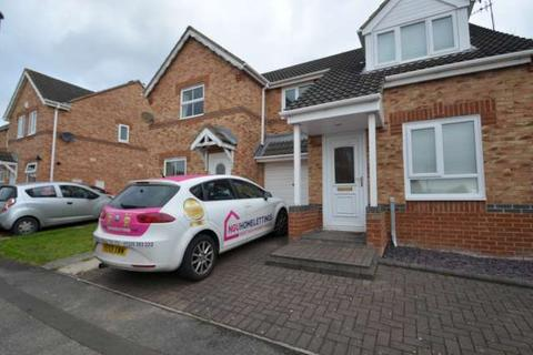 3 bedroom semi-detached house to rent - Jubilee Court, Gateshead, NE8
