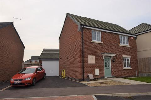 3 bedroom detached house for sale - Shapinsay Drive, Hinckley
