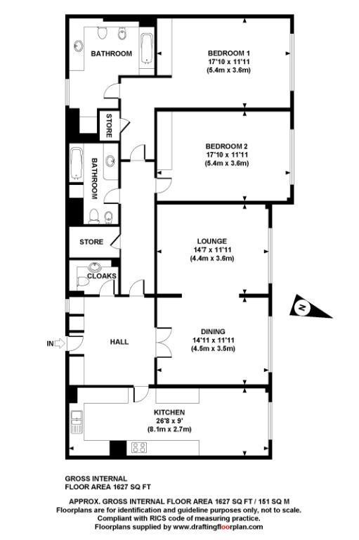 Floorplan: Picture No.05