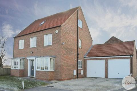 5 bedroom detached house to rent - Oxen Lane, Cliffe, Selby