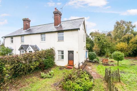 3 bedroom end of terrace house for sale - Newbury Lane, Wadhurst