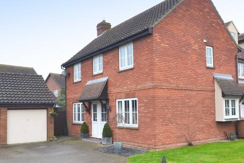 4 bedroom detached house for sale - Hopkins Mead, Chelmsford, CM2 6SS