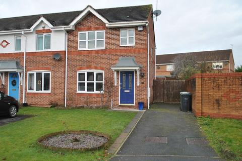 3 bedroom end of terrace house to rent - Rosewood Drive, Winsford