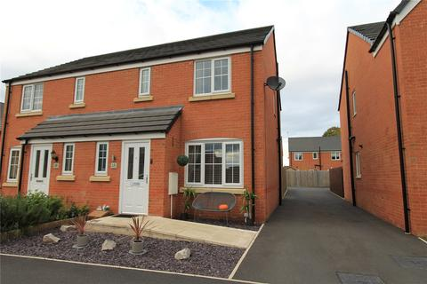 3 bedroom semi-detached house for sale - Rosemary Drive, Shavington, Crewe, Cheshire, CW2