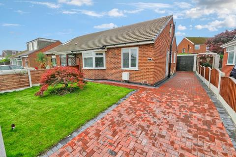 2 bedroom semi-detached bungalow for sale - 7 Sunningdale Drive, Irlam