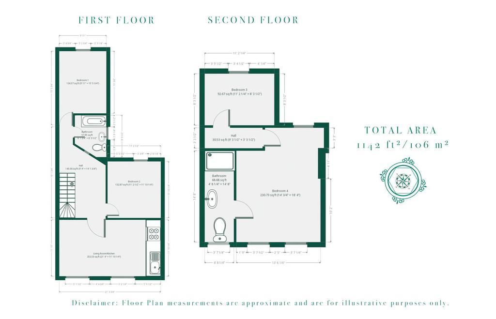 Floorplan 1 of 3: 2 D Floorplan