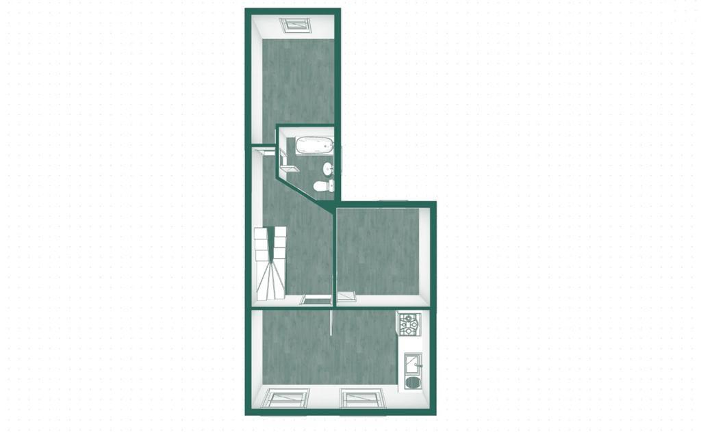 Floorplan 2 of 3: 3 D First Floor