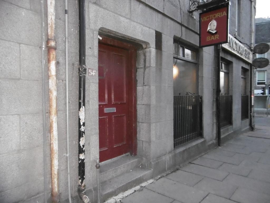 Communial Front Door