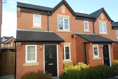 3 bedroom end of terrace house to rent - 11 Llys Nantgawr, Wrexham, LL13 7SX
