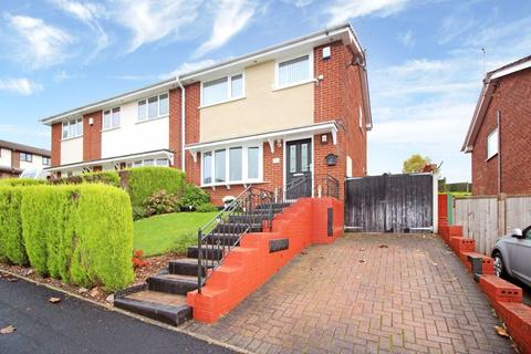 3 bedroom semi-detached house for sale - Whiteridge Road, Kidsgrove, Stoke-On-Trent