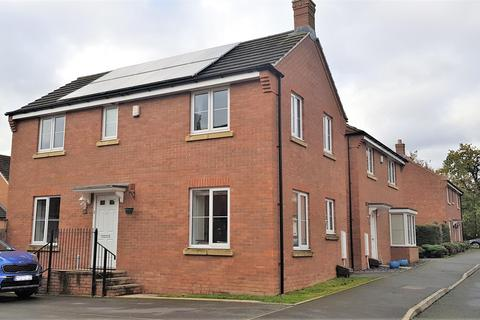 3 bedroom detached house for sale - Wickmans Drive, Coventry