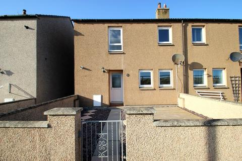 2 bedroom end of terrace house for sale - Hillview Place, Lossiemouth, IV31