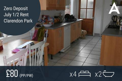 4 bedroom semi-detached house to rent - Queens Road, Leicester