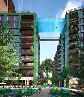 3 bedroom penthouse for sale - Embassy Gardens, Ponton Road, Nine Elms, Vauxhall, London, SW8