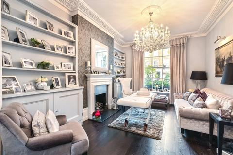 4 bedroom end of terrace house to rent - Drayton Gardens, London, SW10