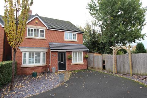 4 bedroom detached house for sale - Briars Gardens, Kidderminster