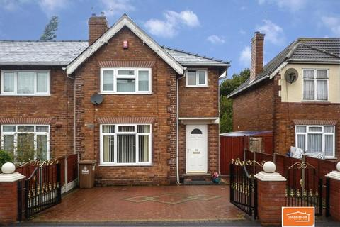 3 bedroom terraced house to rent - Borneo Street, Walsall