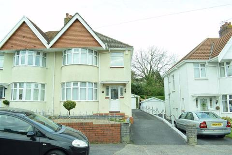 3 bedroom semi-detached house for sale - Harlech Crescent, Sketty