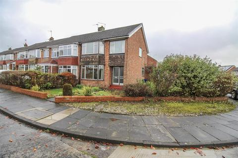 3 bedroom semi-detached house for sale - Redesdale Avenue, Newcastle Upon Tyne