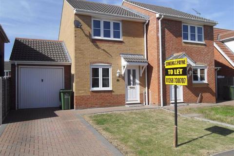 2 bedroom semi-detached house to rent - Twinstead, Wickford, Essex