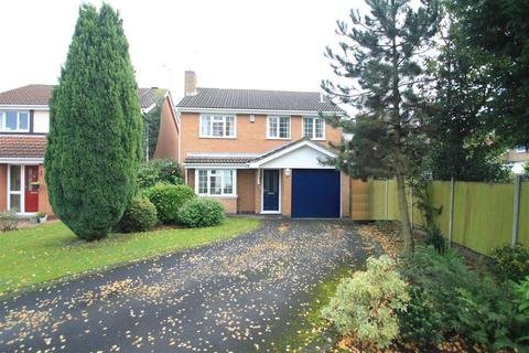 4 bedroom detached house for sale - Truro Close, Hinckley