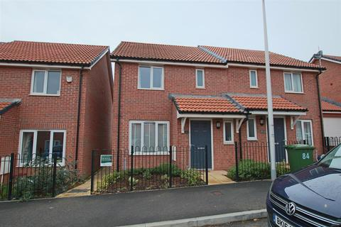 3 bedroom semi-detached house for sale - Myrtlebury Way, Hill Barton Vale, Exeter