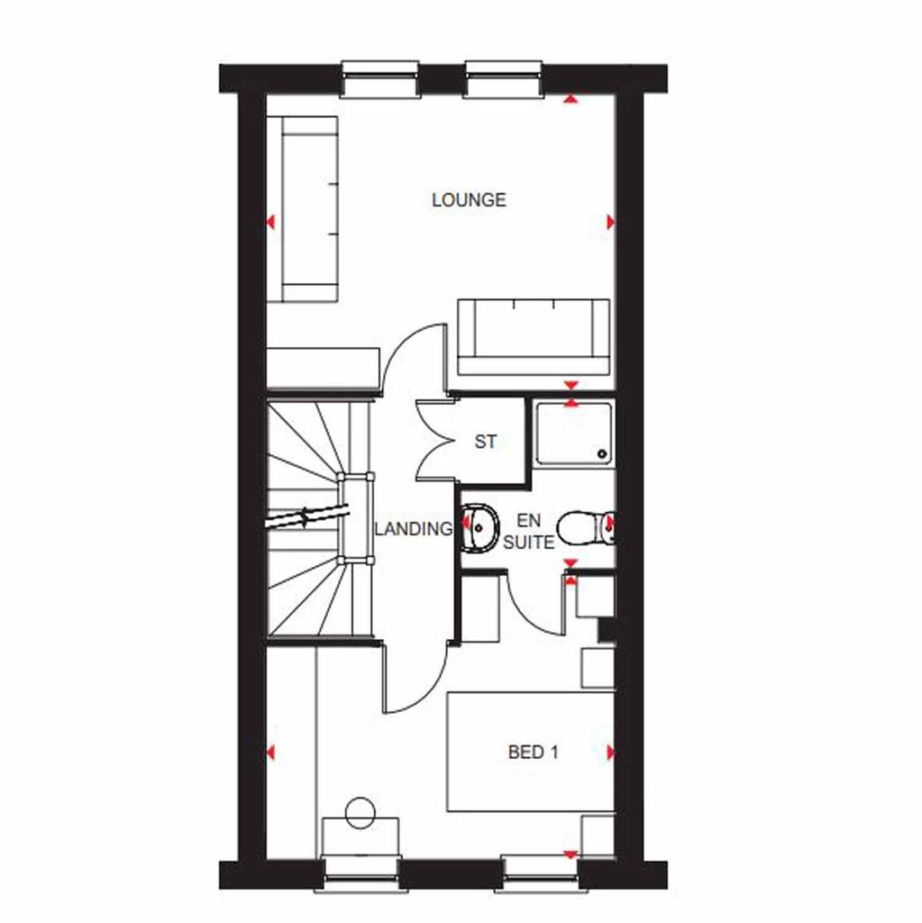 Floorplan 2 of 3: Greenwood FF OG