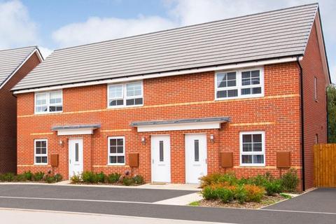 Barratt Homes - City Edge - Chester Pike, Scotswood, NEWCASTLE UPON TYNE