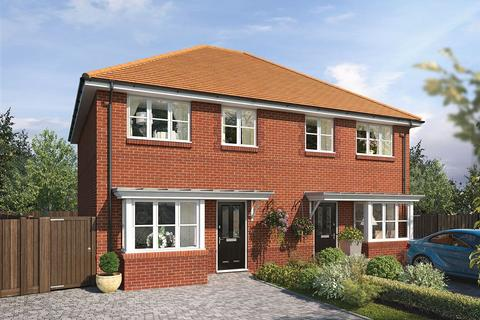 3 bedroom semi-detached house for sale - Bloswood Lane, Whitchurch, Hampshire, RG28