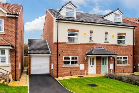 4 bedroom semi-detached house for sale - Wheatsheaf Close, Ripon, North Yorkshire