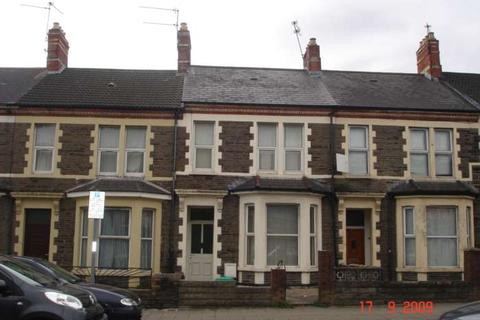 5 bedroom terraced house to rent - Crwys Road, Roath, Cardiff, CF24 4NF