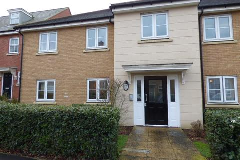 2 bedroom ground floor flat to rent - North Lodge Drive, Papworth Everard CB23