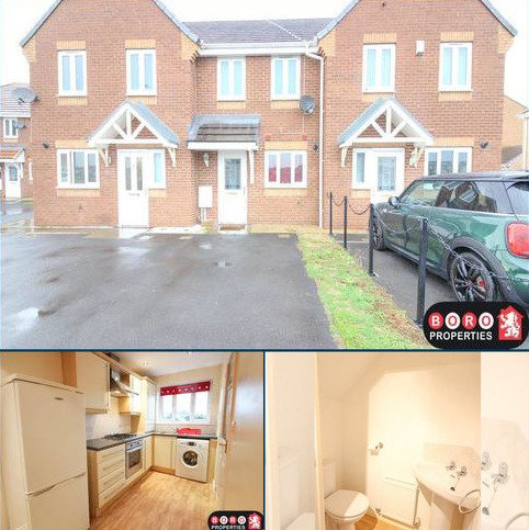 2 bedroom terraced house to rent - Summerfield Grove, Thornaby