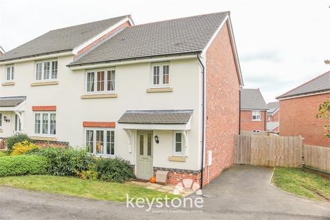 3 bedroom semi-detached house for sale - Rhodfa Gwenffrewi, Oakenholt, Flintshire. CH6 5WJ
