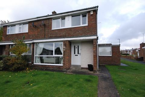 3 bedroom semi-detached house for sale - Ripon Square, Jarrow