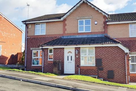 2 bedroom terraced house to rent - Titchfield Road, Oldham, OL8