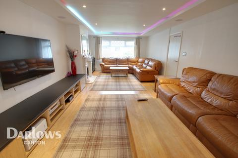 6 bedroom semi-detached house for sale - Cae Newydd Close, Cardiff