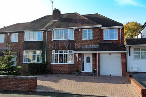 4 bedroom semi-detached house for sale - Highlands Road, Finchfield, Wolverhampton, WV3
