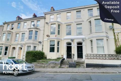 3 bedroom maisonette to rent - Ermington Terrace Plymouth PL4