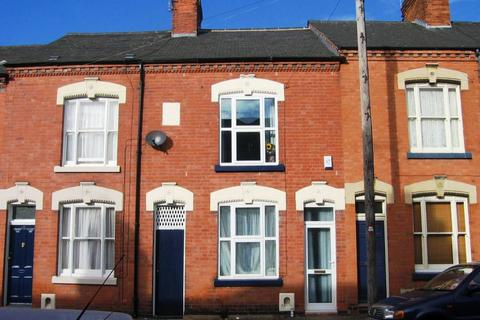 3 bedroom terraced house to rent - Bulwer Road, Leicester LE2 3BW