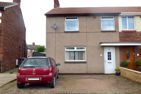 3 bedroom semi-detached house for sale - Cant Crescent, Carlisle, Cumbria, CA2 4JF
