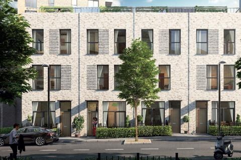 4 bedroom terraced house for sale - Cedarwood Townhouses, The Timberyard, Deptford SE8