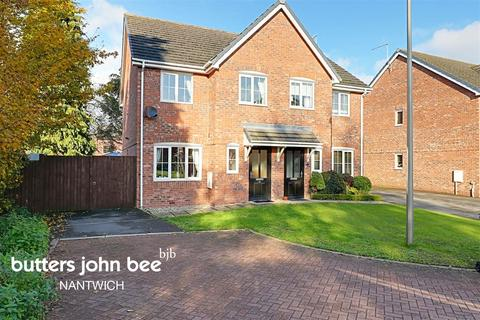 3 bedroom semi-detached house for sale - Meadow View, Willaston