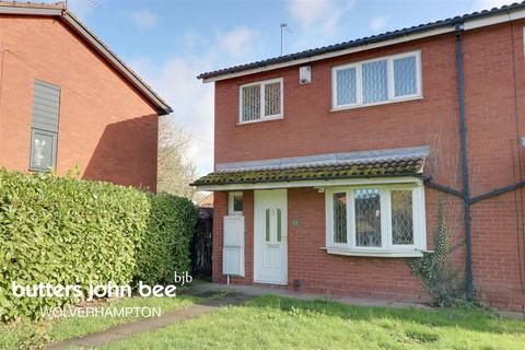 3 bedroom end of terrace house for sale - Blaydon Road, Pendeford, Wolverhampton