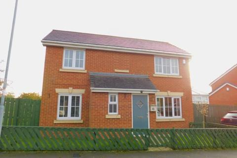 3 bedroom detached house for sale - CHILLERTON WAY, WINGATE, PETERLEE AREA VILLAGES
