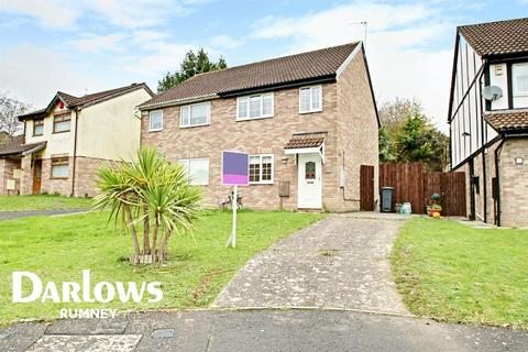 3 bedroom semi-detached house for sale - Osprey Close, St Mellons, Cardiff