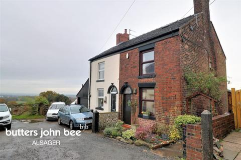 2 bedroom semi-detached house for sale - West Street, Mow Cop