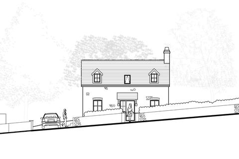 2 bedroom property with land for sale - Pilots Cottage, Marshwood, Bridport, Dorset, DT6 5QF
