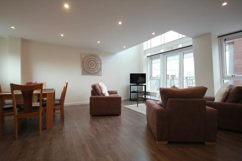 2 bedroom penthouse to rent - Heritage Court, Warstone Lane, Jewellery Quarter, B18